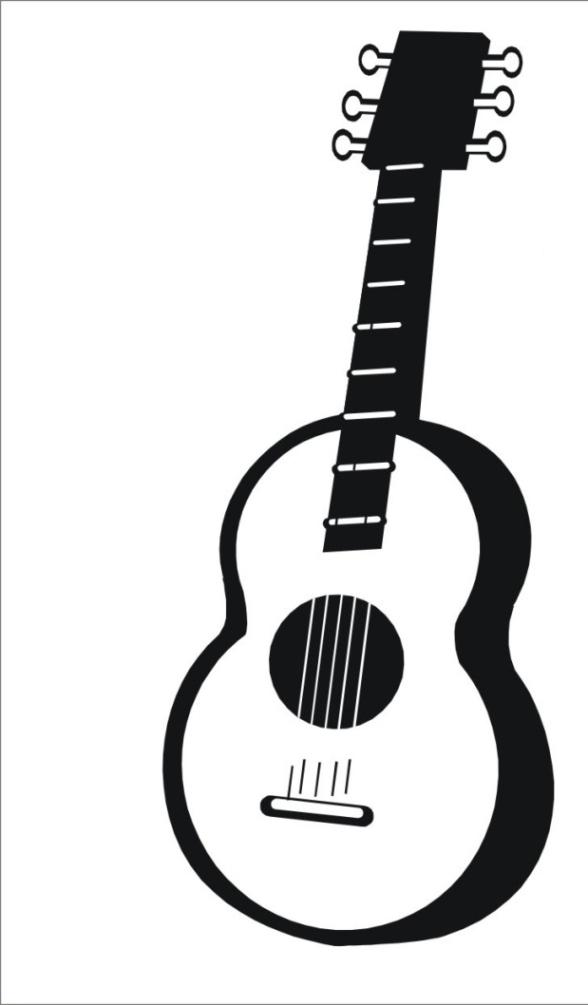 40 gitarre zum ausmalen  besten bilder von ausmalbilder