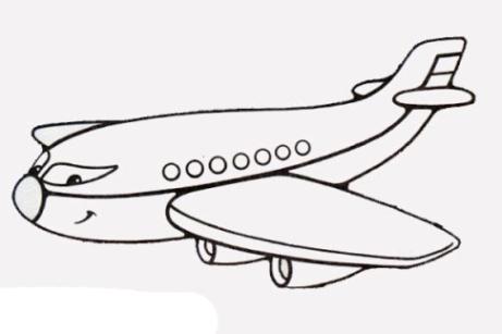 Malvorlagen Flugzeuge Kostenlos | My blog