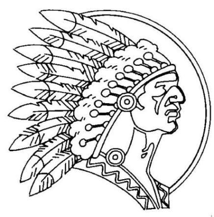 Ausmalbilder zum Drucken Malvorlage Indianer kostenlos 4