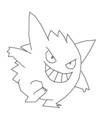 Malvorlage Pokemon kostenlos 3