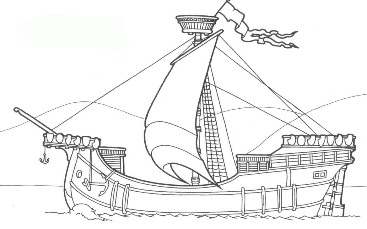 Malvorlagen Kinder Schiffe | My blog