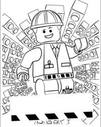 malvorlagen von the lego movie kostenlos zum ausdrucken