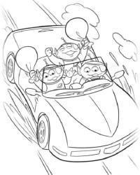 Malvorlage Toy Story 3 kostenlos 2