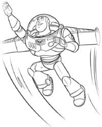 Malvorlage Toy Story 3 kostenlos 3