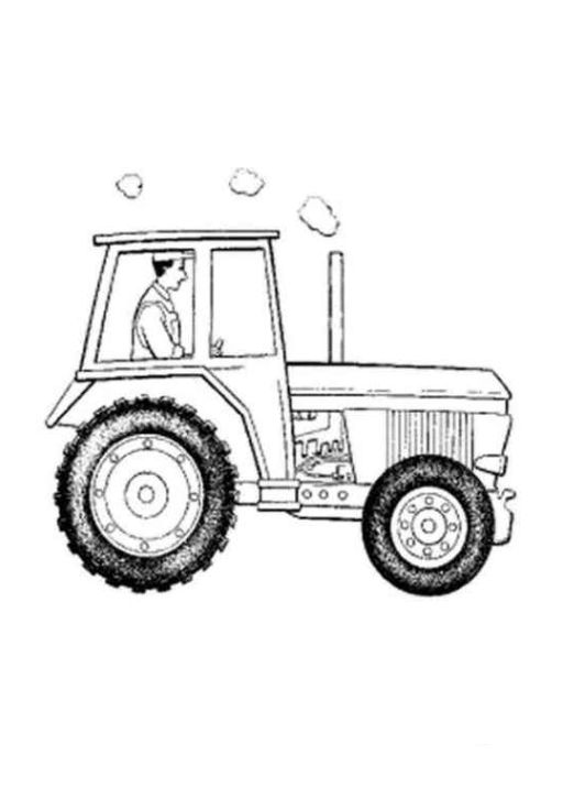 8fbcd510a5589761 further Tractor Clasico likewise Pepa Pig Coloring Pages Miss Peppa Pig Coloring Pages Easter furthermore Dibuixos Per Pintar De Verdures additionally 3787. on tractor coloring pages