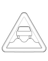 Malvorlagen Von Verkehrszeichen Kostenlos Zum Ausdrucken
