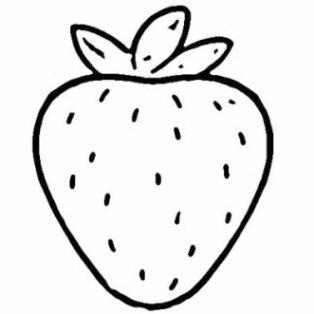 Картинка клубника ягода для детей